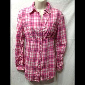 Women's size XS EXPRESS button-down blouse